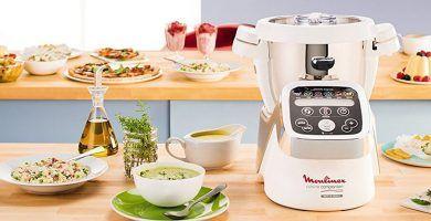 robots de cocina multifunción