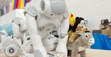 robots para niños de juguete