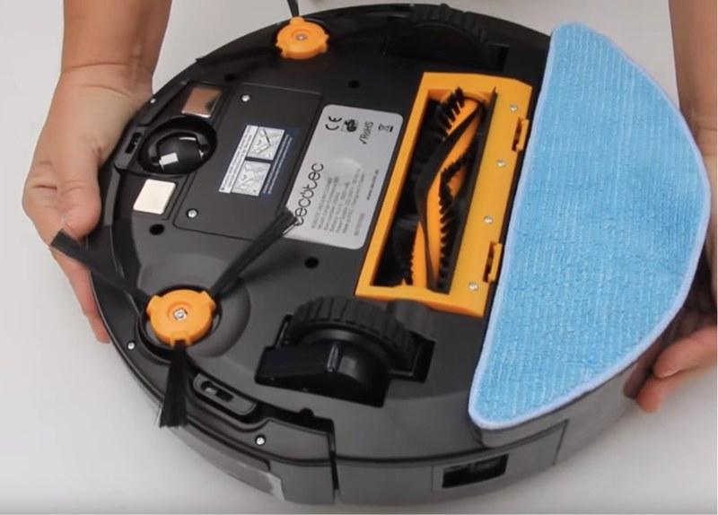 Características del robot aspirador Cecotec Conga Excellence 990