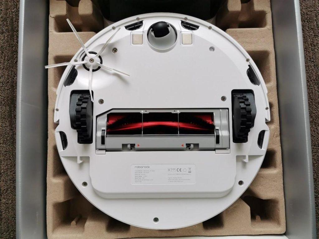 Roborock S6 mantenimiento