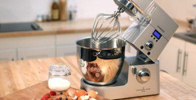 Robot de cocina sus ventajas y desventajas