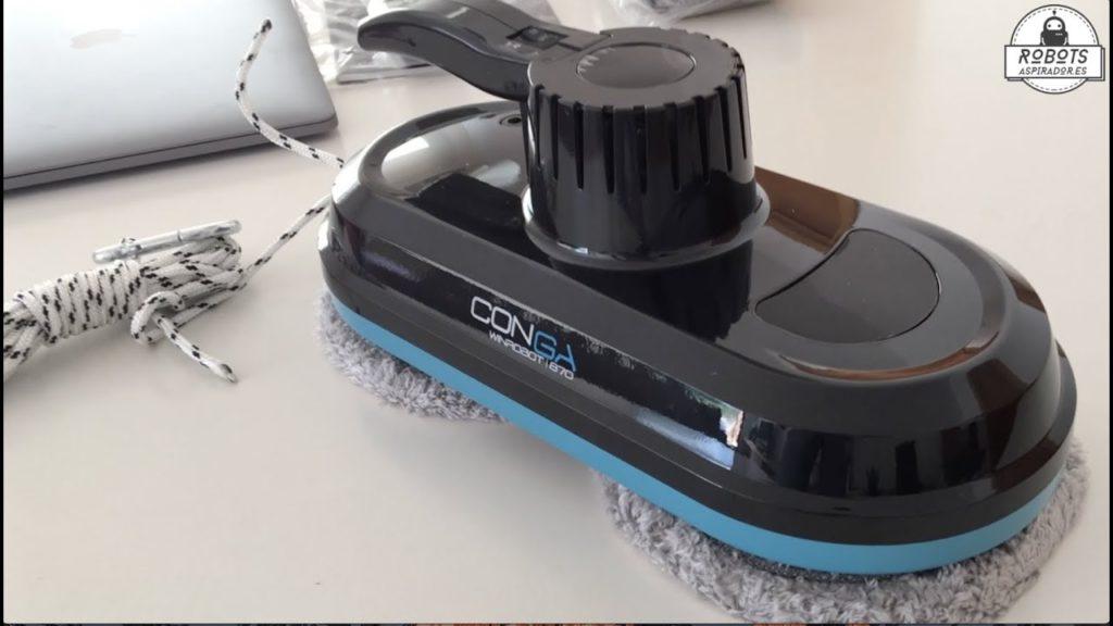 mejores robots limpiacristales del 2019