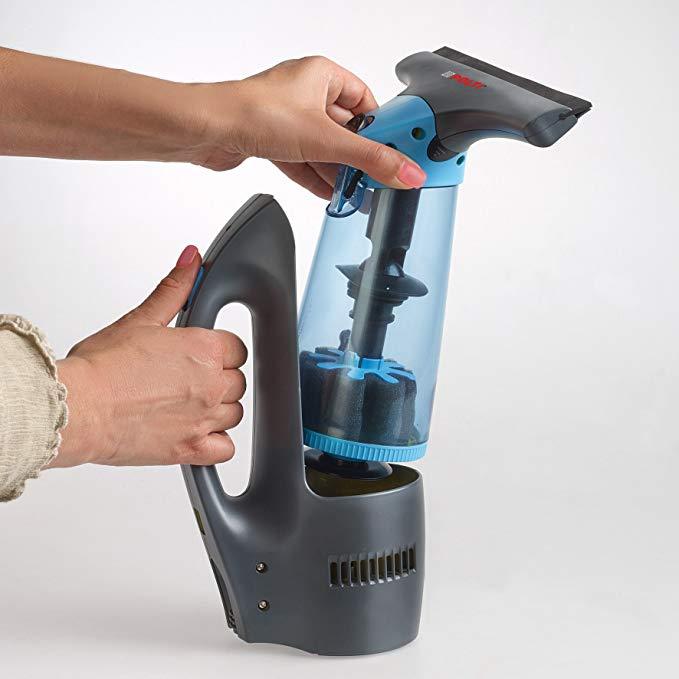 Robot limpiacristales de Polti