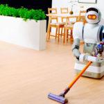 Robots para prevenir coronavirus en casa